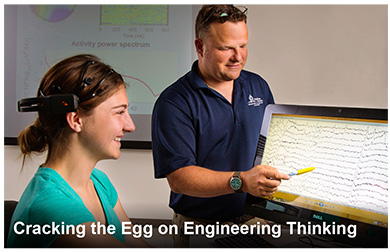 Cracking the Egg on Engineering Thinking
