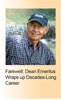 Farewell: Dean Emeritus Wraps up Decades-Long Career