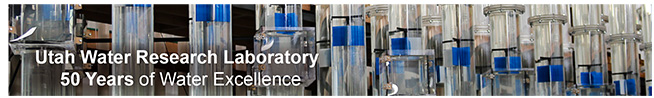 Utah Water Research Laboratory - 50 Years of Water Excellence