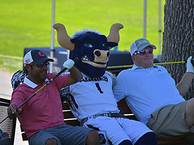 A Swinging Success: USU Alumni Golf Tournament Supports Scholarships