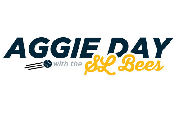 Aggie Day with the Salt Lake Bees (July 25, 2019)
