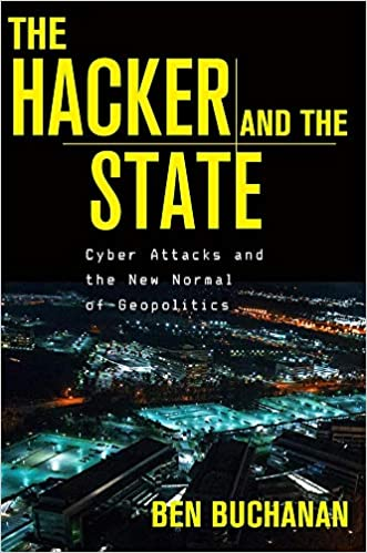 The Hacker and the State book cover