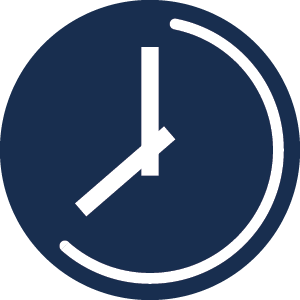 Apps for time management icon