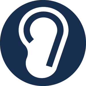 Apps for hearing icon
