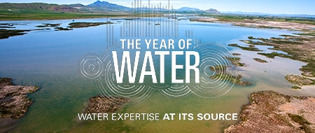 USU's water specialists today, in fact, are among the nation's and even the world's leading experts on many water-related issues