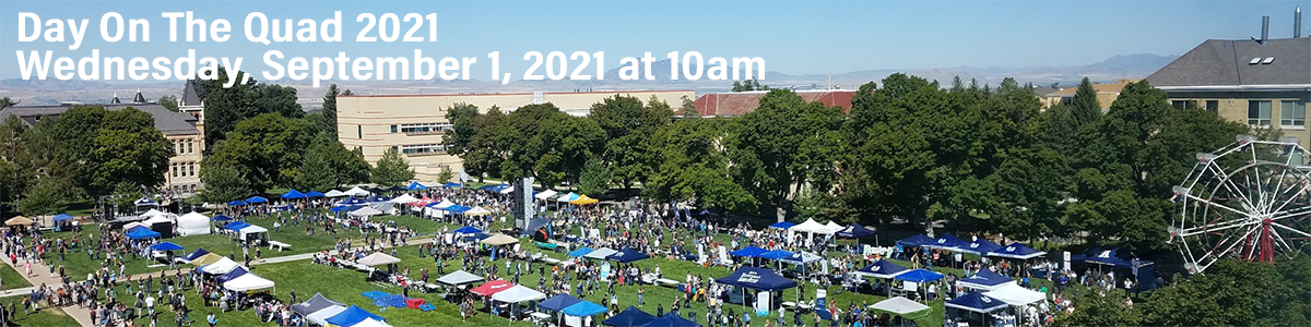 Link to information on annual 2021 day on the quad