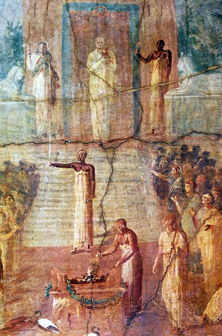 images about Pompeii on Pinterest  Damaris