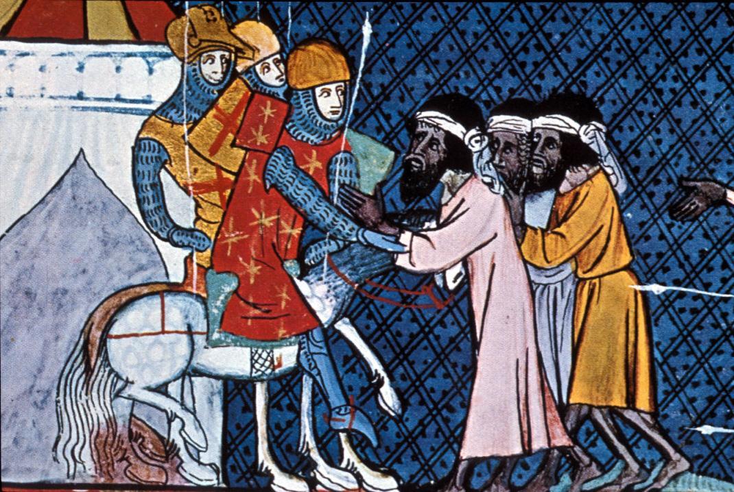 subir dibujos Crusaders&moslems