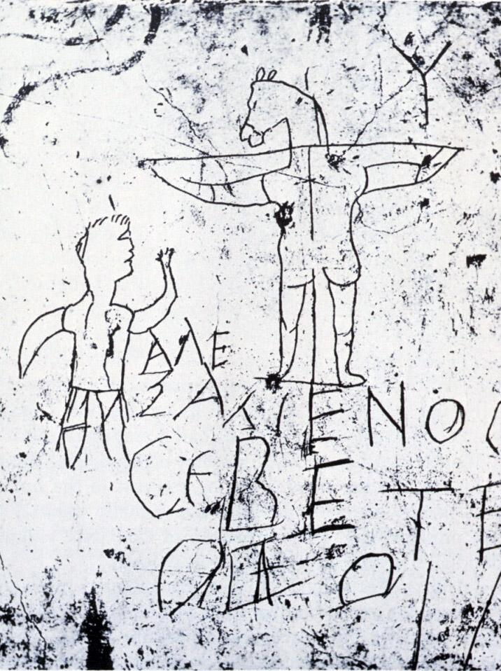 Was It All Saint Paul's Fault Then? Graffiti