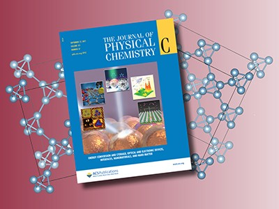 Journal of Physical Chemistry cover