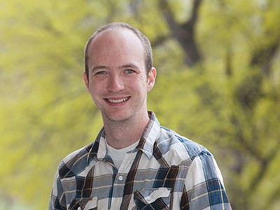 USU student David Griffin 2015 Goldwater Scholar honorable mention