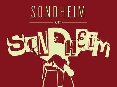 graphic illustration for the USU theater production of Sondheim on Sondheim