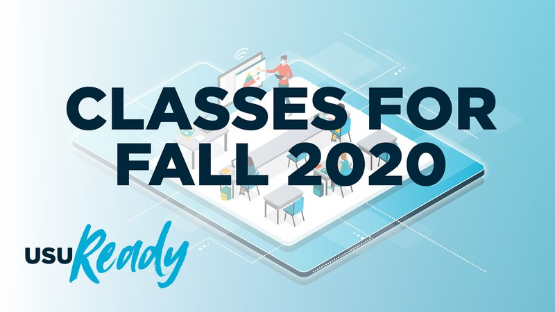 Class formats for Fall 2020