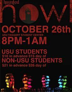 Usu Halloween Howl 2020 It's not Ginsberg, but 'Howl' Away Oct. 26 at USU
