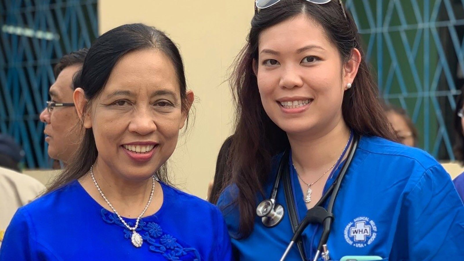 Physicians in Myanmar