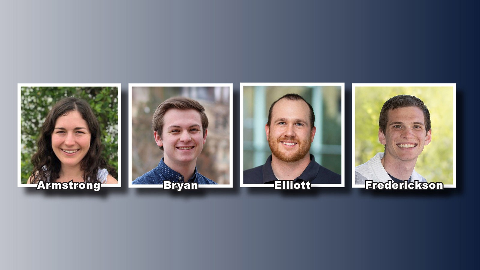 USU 2020 NSF Graduate Research Fellows