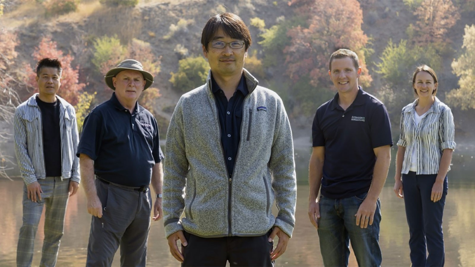 Team of USU scientists working on a new tool to forecast drought and water flow.