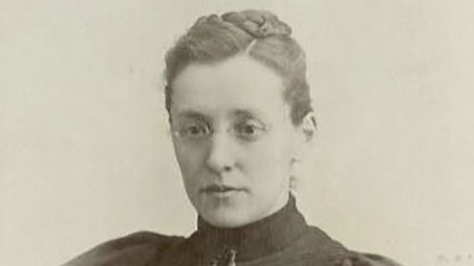 Sarah Walker Eddy was offered a position at the Utah Agricultural College in 1891.