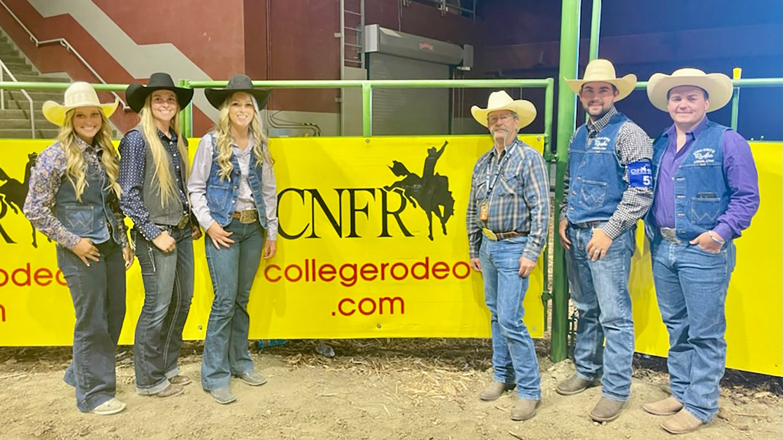 USU and USU Eastern Enjoy Success at College National Finals Rodeo